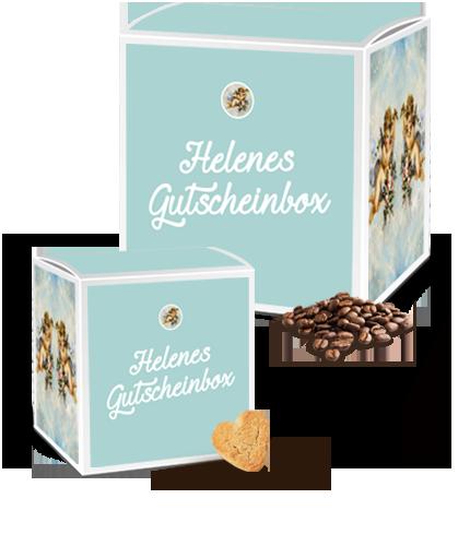 Helene Gutscheinboxen